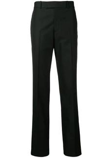 Helmut Lang straight leg tailored trousers