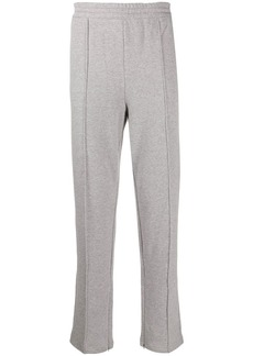 Helmut Lang straight leg track pants