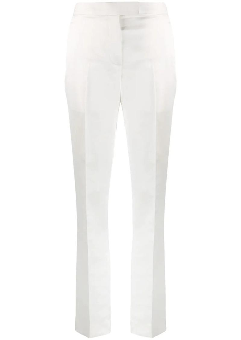 Helmut Lang straight leg trousers