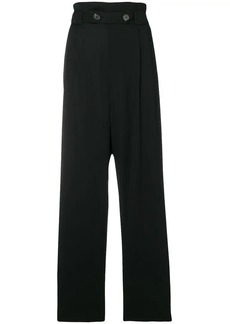 Helmut Lang straight trousers