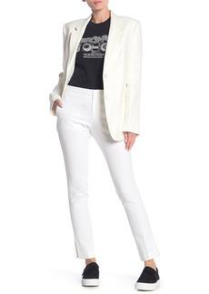 Helmut Lang Stretch Cotton Slim Trousers