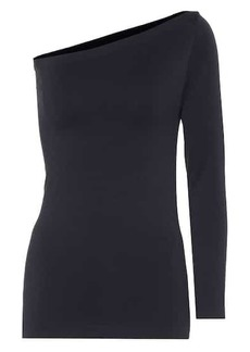 Helmut Lang Stretch knit top