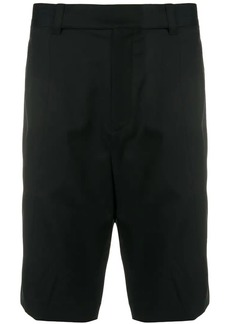 Helmut Lang tailored fitted shorts