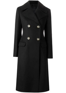 Helmut Lang tailored melton coat