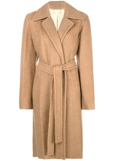 Helmut Lang tailored single-breasted coat