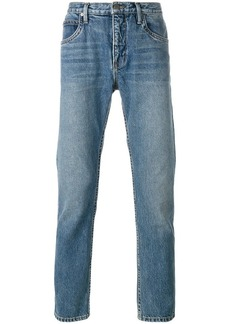 Helmut Lang tapered jeans