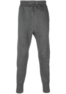Helmut Lang tapered track pants