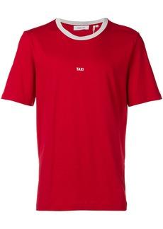 Helmut Lang Taxi print T-shirt