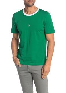 Helmut Lang Taxi Ringer T-Shirt