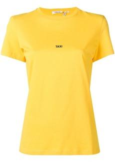 Helmut Lang Taxi T-shirt