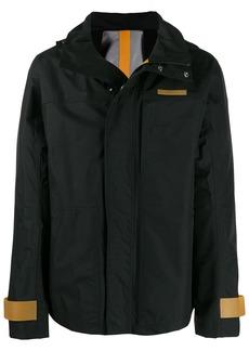 Helmut Lang tech zip up jacket