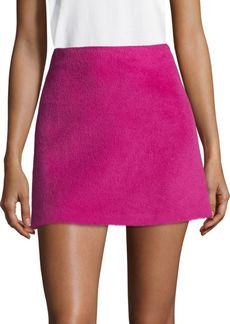 Helmut Lang Re-Edition Wool-Blend Mini Skirt