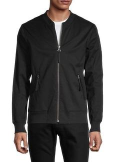 Helmut Lang Textured Twill Jacket