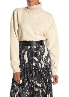 Helmut Lang Turtleneck Pullover Sweater