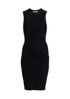 Helmut Lang Twist Sheath Dress
