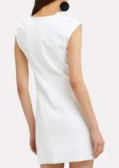 Helmut Lang Twist Tank Mini Dress