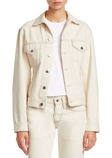 Helmut Lang Under Construction Femme Trucker Jacket