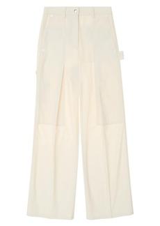 Helmut Lang Utility Wide-Leg Pants