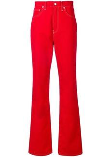 Helmut Lang wide-leg jeans