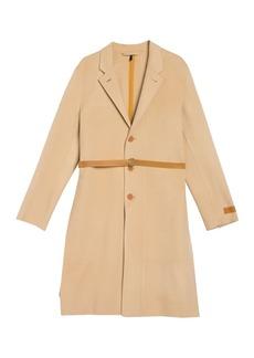 Helmut Lang Wool Blend Coat