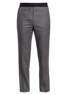 Helmut Lang Wool Pull-On Pants