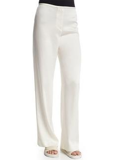 Helmut Lang Woven Wide-Leg Pants