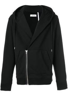 Helmut Lang zip hoodie