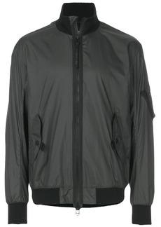 Helmut Lang zipped bomber jacket