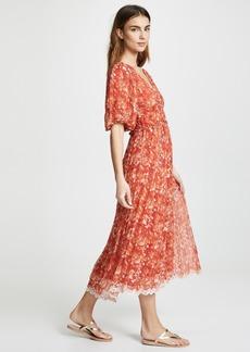 Hemant and Nandita Dawn Midi Dress