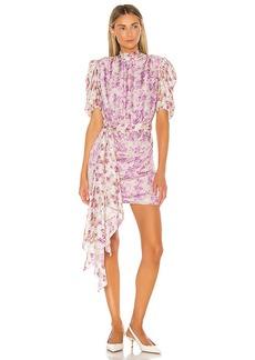 HEMANT AND NANDITA x REVOLVE Floral Mini Dress