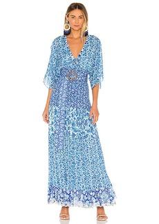 HEMANT AND NANDITA Suho Maxi Dress