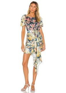 HEMANT AND NANDITA x REVOLVE Della Mini Dress