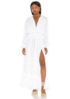 HEMANT AND NANDITA X REVOLVE Mavi Maxi Dress