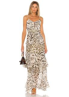 HEMANT AND NANDITA x REVOLVE Rika Maxi Dress