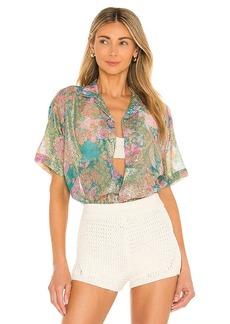 HEMANT AND NANDITA Xari Oversized Shirt