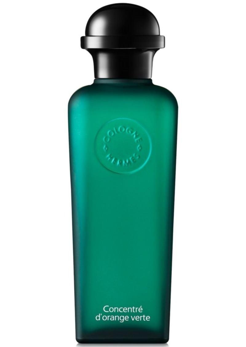 HERMES Concentre d'Orange Verte Eau de Toilette, 3.3-oz.