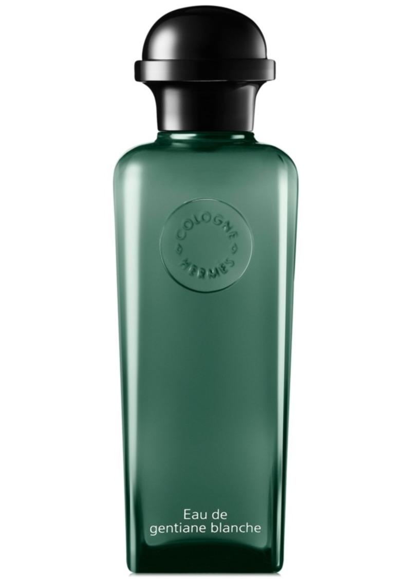 HERMES Eau de Gentiane Blanche Cologne Spray, 3.3-oz.