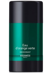 HERMES Eau d'Orange Verte Deodorant Stick, 2.5-oz.