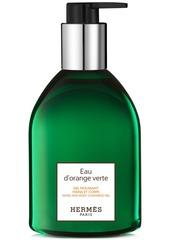 HERMES Eau d'Orange Verte Hand & Body Cleansing Gel, 10-oz.
