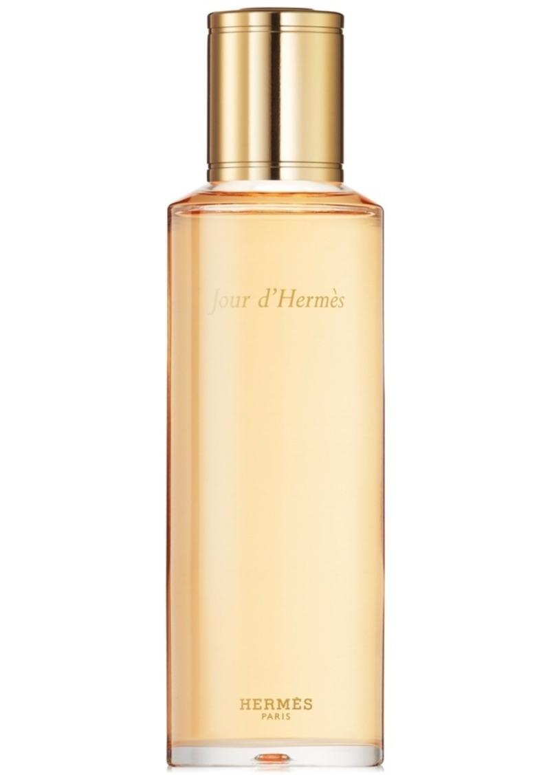 HERMES Jour d'Hermes Eau de Parfum Refill, 4.2-oz.
