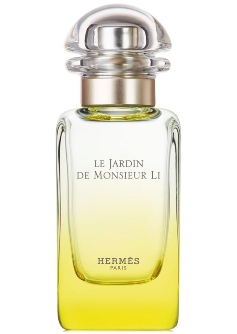 HERMES Le Jardin de Monsieur Li Eau de Toilette, 1.6-oz.