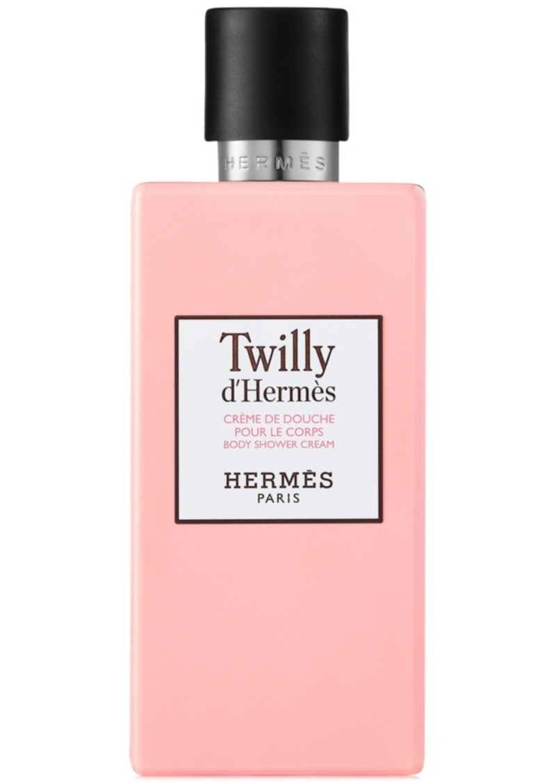 HERMES Twilly d'Hermes Body Shower Cream, 6.7-oz.