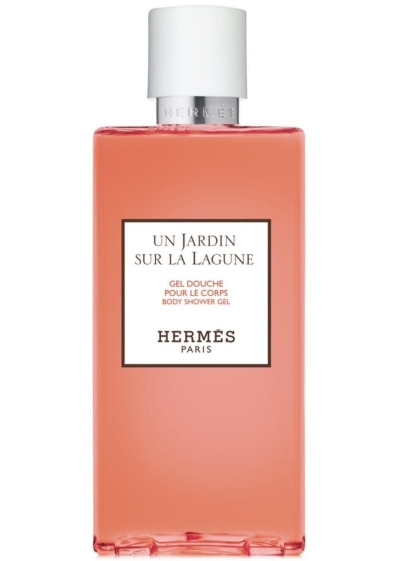 HERMES Un Jardin sur la Lagune Body Shower Gel, 6.7-oz.