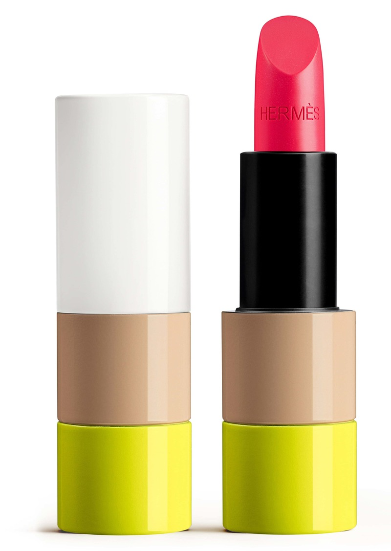 Hermes Hermès 43 Rose Oasis Rouge Hermès - Satin lipstick (Limited Edition)