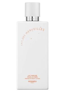 Hermes Hermès Lait des Merveilles - Perfumed body lotion