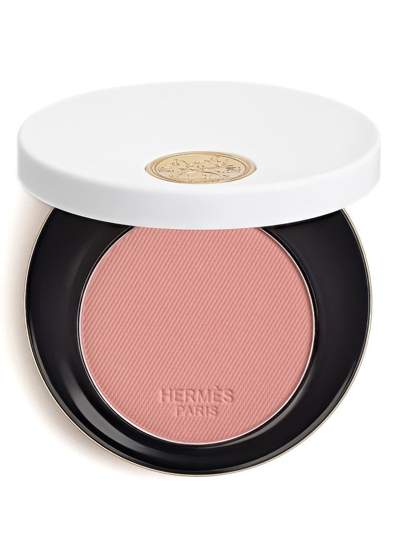 Hermes Hermès Rose Hermès - Silky blush powder