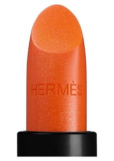 Hermes Hermès Rouge Hermès - Poppy lip shine refill