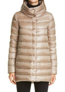 Herno Amelia High/Low Down Jacket