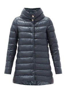 Herno Amelia quilted down coat