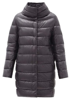 Herno Dora quilted down coat